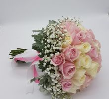 Handbouquet For Pretty Bride by nanami florist