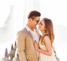 Morning engagement by Paris Happy Pictures by Daria Lorman