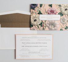 Alia & Ammar by Spinsugar Stationery