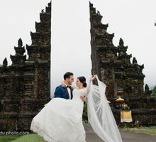 Pre Wedding on Lake and Mountain by Maxtu Photography