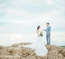 Bali Prewedding by ELMER by Monopictura