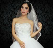 For RENT - Chic Wedding Gown by Winona Makeup & Bridal