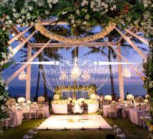 Cliff Bali Wedding by Kana Wedding Bali
