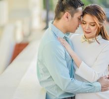 Sam & Cheska (Prenup Photos) by Ian Celis Productions