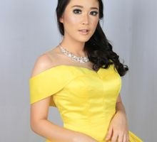 Belle Dress - Dinda's Beauty Shoot by Alethea Sposa