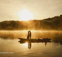 Sunrise Pre Wedding by Maxtu Photography