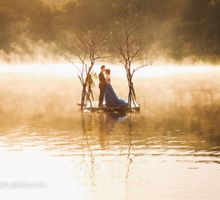 Lake Tamblingan Bali by Maxtu Photography