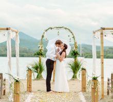 Bali Wedding at Menjangan Island by Gusmank Wedding Photography