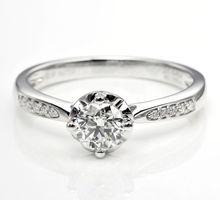 DIAMOND RING DHTXDFJ004 by TIARIA