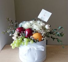 Flower Hampers by Tiffany's Flower Room