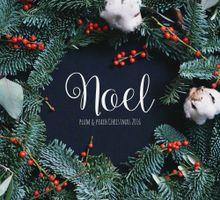 Joyeux Noel by Plum & Peach Floral