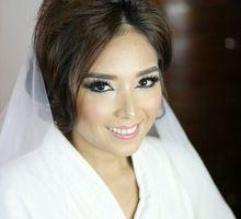 The BRIDE - Carina Caroline Sitepu by Bali Chemistry Wedding