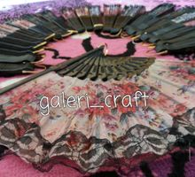 Souvenir Kipas by Galeri Craft