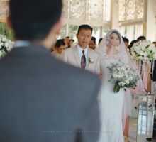 Andy & Acha Wedding Day by Elsie Chrysila Brides