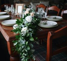Tablescape by Blanc Studios