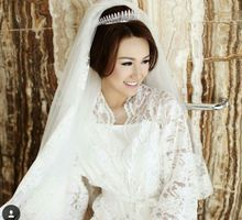 Bridal Robe by One Last Fling