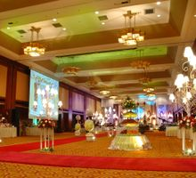 Flores Ballroom by Hotel Borobudur Jakarta