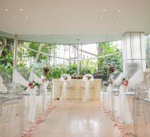 [AD SDE] Wedding Bells Ringing by Amara Sanctuary Resort Sentosa