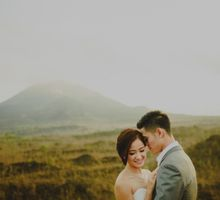 Weijun & Lydia - Pre wedding at Bali by Snap Story Pictures