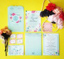 Wedding Invitation Package by Port of Tasya