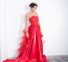 Lady In Red by Alethea Sposa
