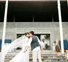 Rustic Vintage Bohemian Wedding by Batik Bali Wedding
