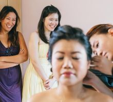 ROM + Wedding by Angel Chua Lay Keng Makeup and Hair