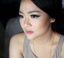 The Happy Bride, Ms.Devi by Beyond Makeup Indonesia