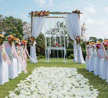 Tracey and Steve Wedding Day at The Istana Uluwatu by Bali Memorable Wedding