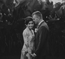MUSLIM WEDDING IN BALI WITH DESSY AND JELTE by Flipmax Photography