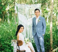 Organic Styled Pre Wedding Photoshoot- WEAVE by Xara Lee Bridal Makeup & Hairstyling