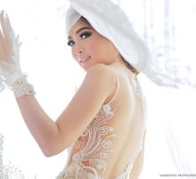 David & Steffenny by felicia sasongko wedding make up
