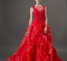 Bridal Gown Collection 2015: Chantilly and Tulle by La Belle Couture Weddings Pte Ltd