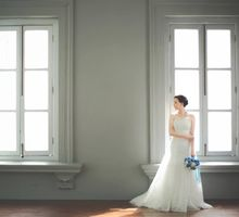 Iris and Mark Prewedding Photography by Kleid Gown & Co.