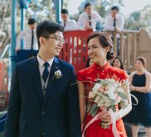 Evan & Aline Wedding Day by ArtPixels