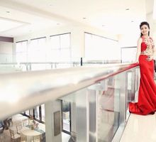 Haris and Cindy Wedding by felicia sasongko wedding make up
