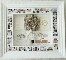 Magnolia Dried Flower special theme picture of lov by Magnolia Dried Flower