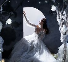 Winters Night Wedding Inspiration by The Make Up Room