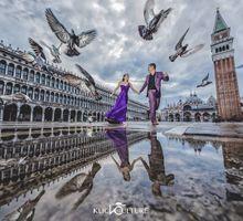 Around Prague Hallstatt Venice by Amanda Lee Weddings