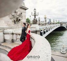 Paris Prewedding - Alex & Careen by Amara Pictures
