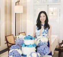 Yuni Blue Birthday Set by La Pétite Fleur