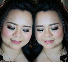 International Wedding of Novita & Han2  by Tiffany Roselin Makeup Artist