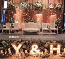 The Importance of Wedding Stage Decoration by Butterfly Event Styling