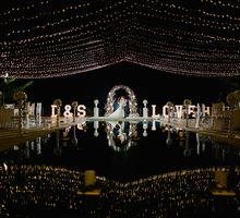 Dessy & Scot Wedding at Villa Anugrah by Delont Photoholic