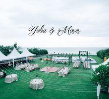 Yulia and Moses Wedding at Phalosa by Delont Photoholic