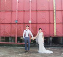 Rustic Church Wedding - Min-Yi & Shu Ern by Stories.my