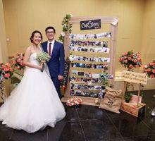 Joel and Hui Ming's Wedding by Megu Weddings