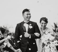 Nindy and Christopher Wedding by Terralogical