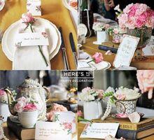 Mother's Day Table Decor by La Pétite Fleur