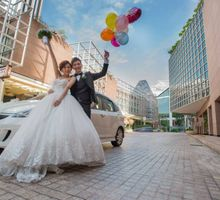 Wedding Day 1 by Conrad Centennial Singapore